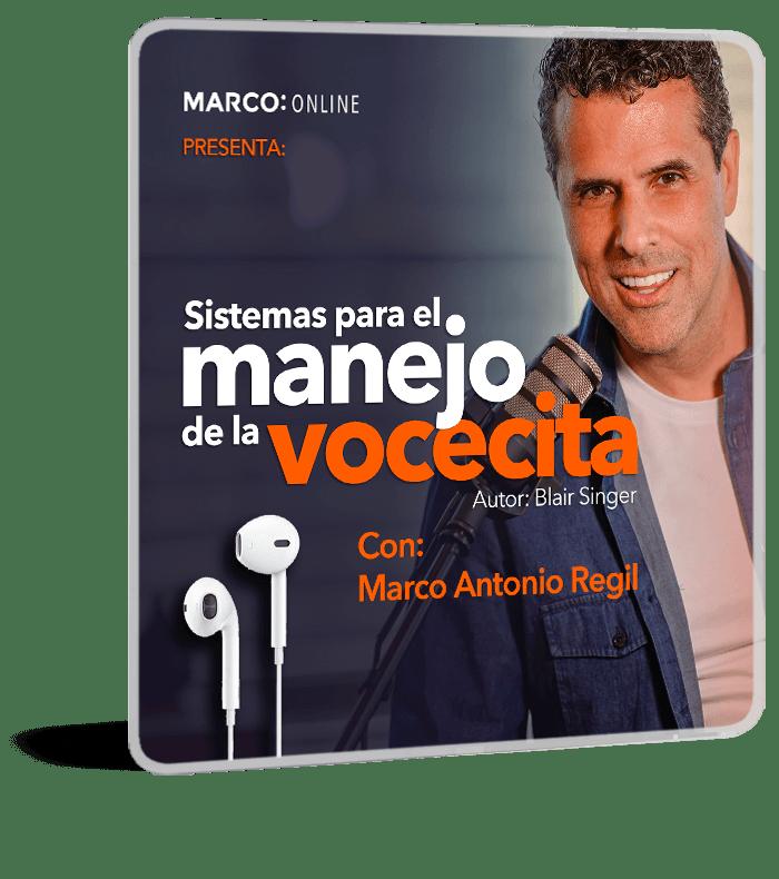 Sistemas para el manejo de la vocecita