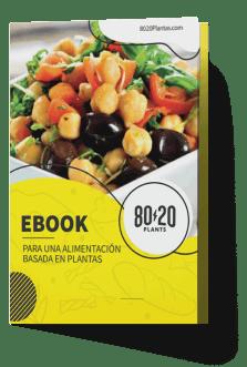 Tu guía gratuita de alimentación basada en plantas.